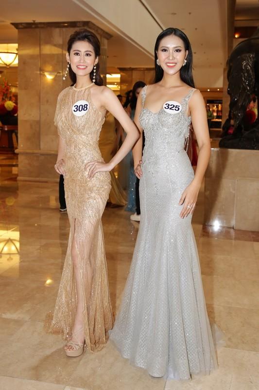 Mai Ngô trượt Hoa hậu Hoàn vũ VN, cận cảnh top 70 - ảnh 9