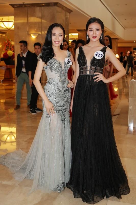Mai Ngô trượt Hoa hậu Hoàn vũ VN, cận cảnh top 70 - ảnh 7