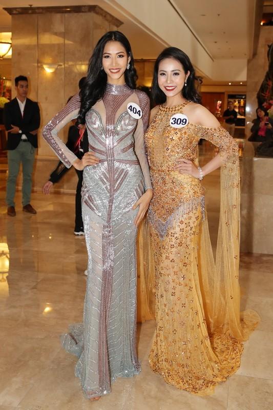 Mai Ngô trượt Hoa hậu Hoàn vũ VN, cận cảnh top 70 - ảnh 5