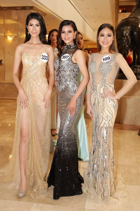 Mai Ngô trượt Hoa hậu Hoàn vũ VN, cận cảnh top 70 - ảnh 3
