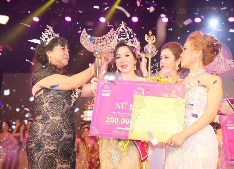 Thí sinh chủ nhà đoạt Nữ hoàng Doanh nhân Đất Việt - ảnh 2