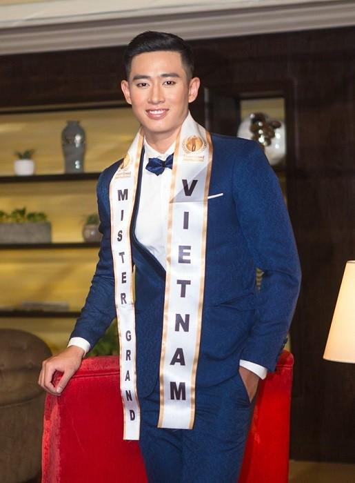 Tiến Đạt trở thành á vương Mister Grand International - ảnh 4