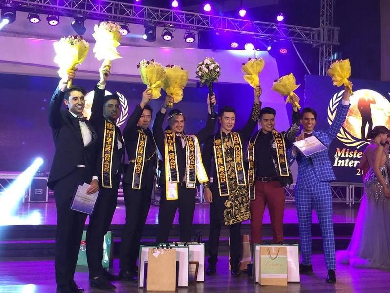 Tiến Đạt trở thành á vương Mister Grand International - ảnh 2
