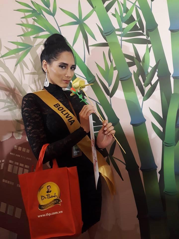 Mãn nhãn với 80 hoa hậu thế giới khoe sắc tại TP.HCM - ảnh 2
