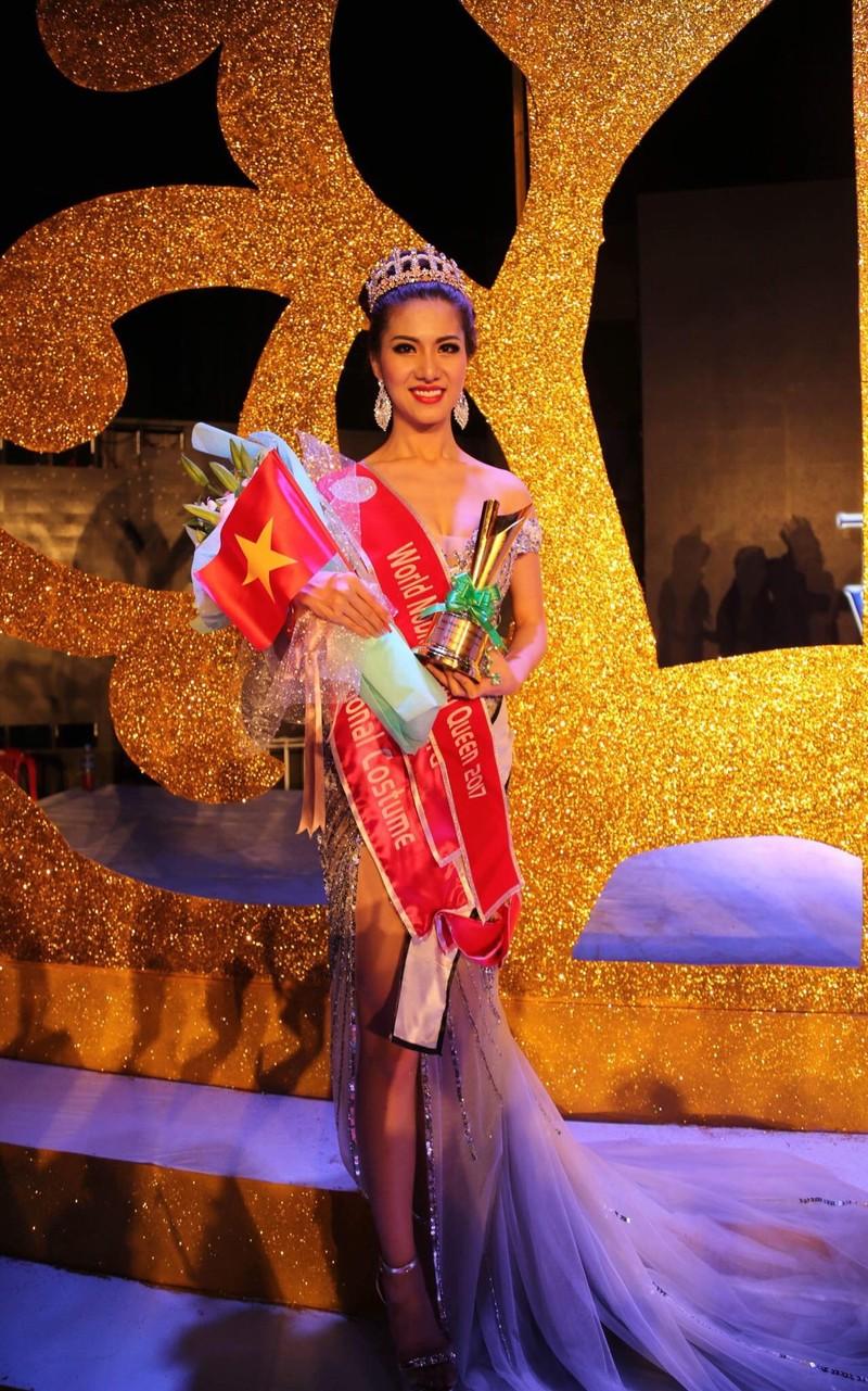 Tiếp viên VN Airlines giành 4 giải ở Hoa hậu Quý tộc  - ảnh 7