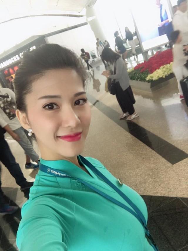 Tiếp viên VN Airlines giành 4 giải ở Hoa hậu Quý tộc  - ảnh 2