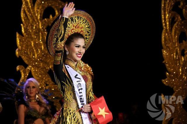 Loan Vương làm sứ giả Tuần lễ văn hóa du lịch ở Myanmar - ảnh 1