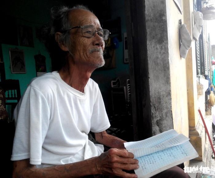Tác giả 'Bài thơ của một người yêu nước mình' qua đời - ảnh 1