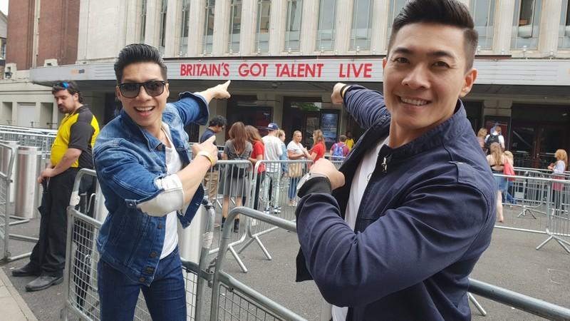 Quốc Cơ, Quốc Nghiệp vào chung kết Britain's Got Talent - ảnh 2
