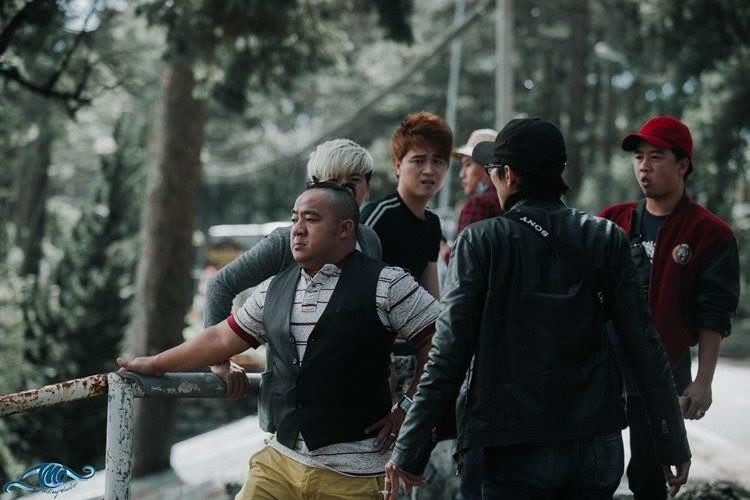 Diễn viên hài Hiếu Hiền làm đạo diễn phim hành động  - ảnh 1