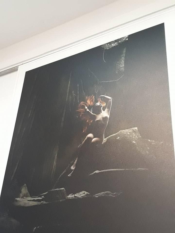 Cận cảnh triển lãm ảnh khỏa thân của nghệ sĩ Thái Phiên - ảnh 10