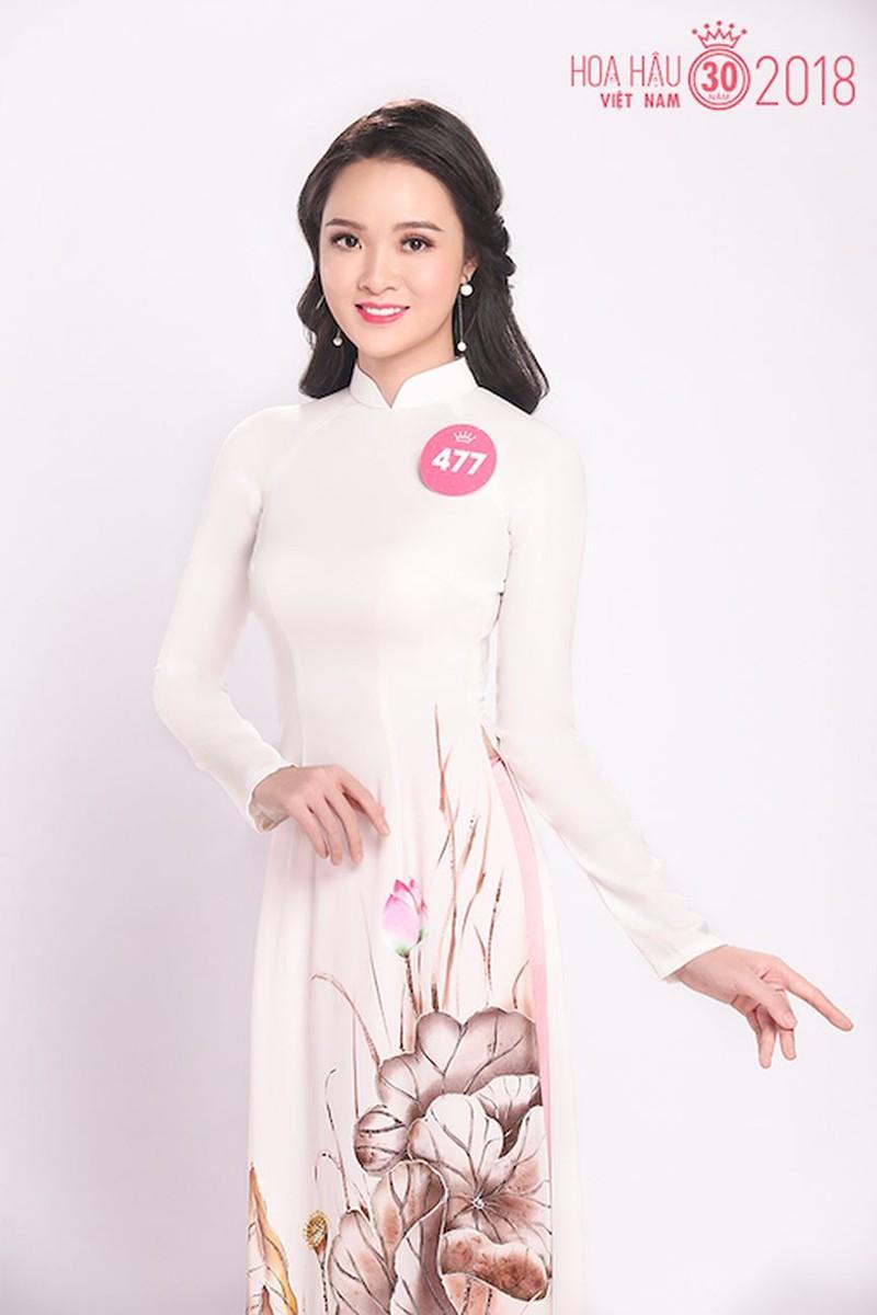 Cận cảnh 30 thí sinh Hoa hậu VN 2018 vào chung khảo  - ảnh 9