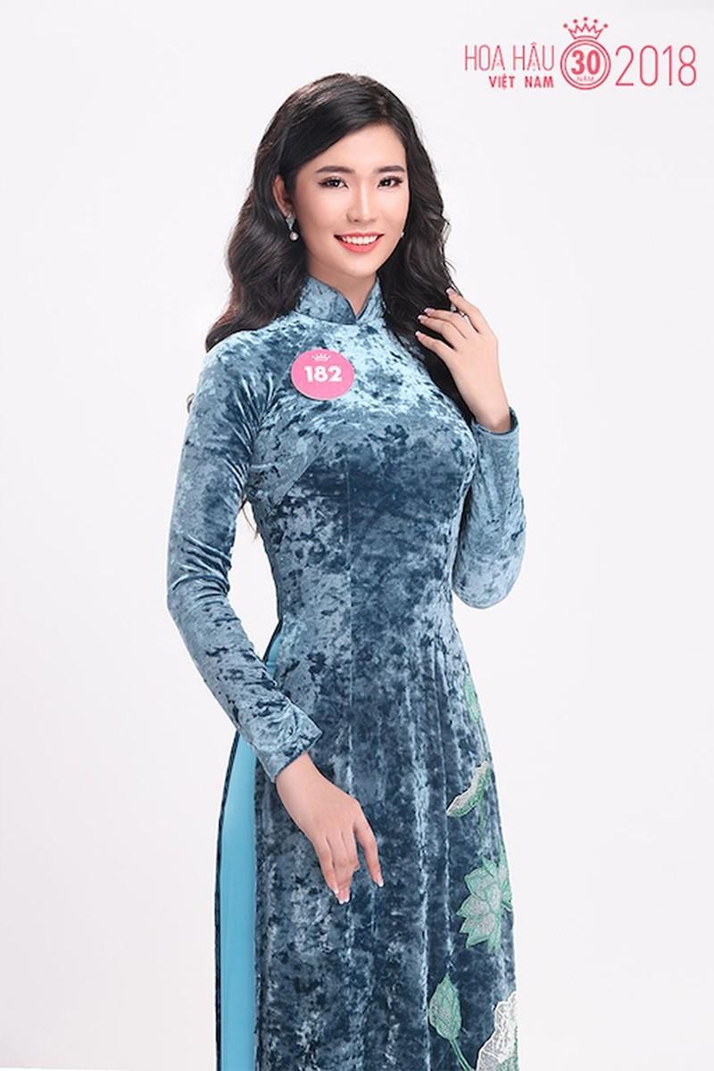 Cận cảnh 30 thí sinh Hoa hậu VN 2018 vào chung khảo  - ảnh 11