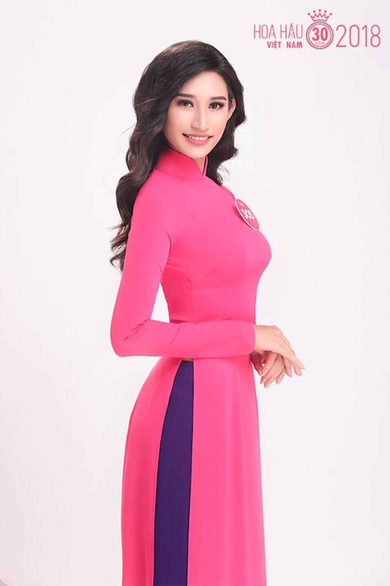 Cận cảnh 30 thí sinh Hoa hậu VN 2018 vào chung khảo  - ảnh 12
