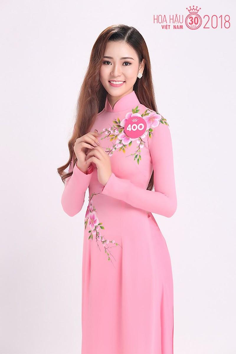 Cận cảnh 30 thí sinh Hoa hậu VN 2018 vào chung khảo  - ảnh 15