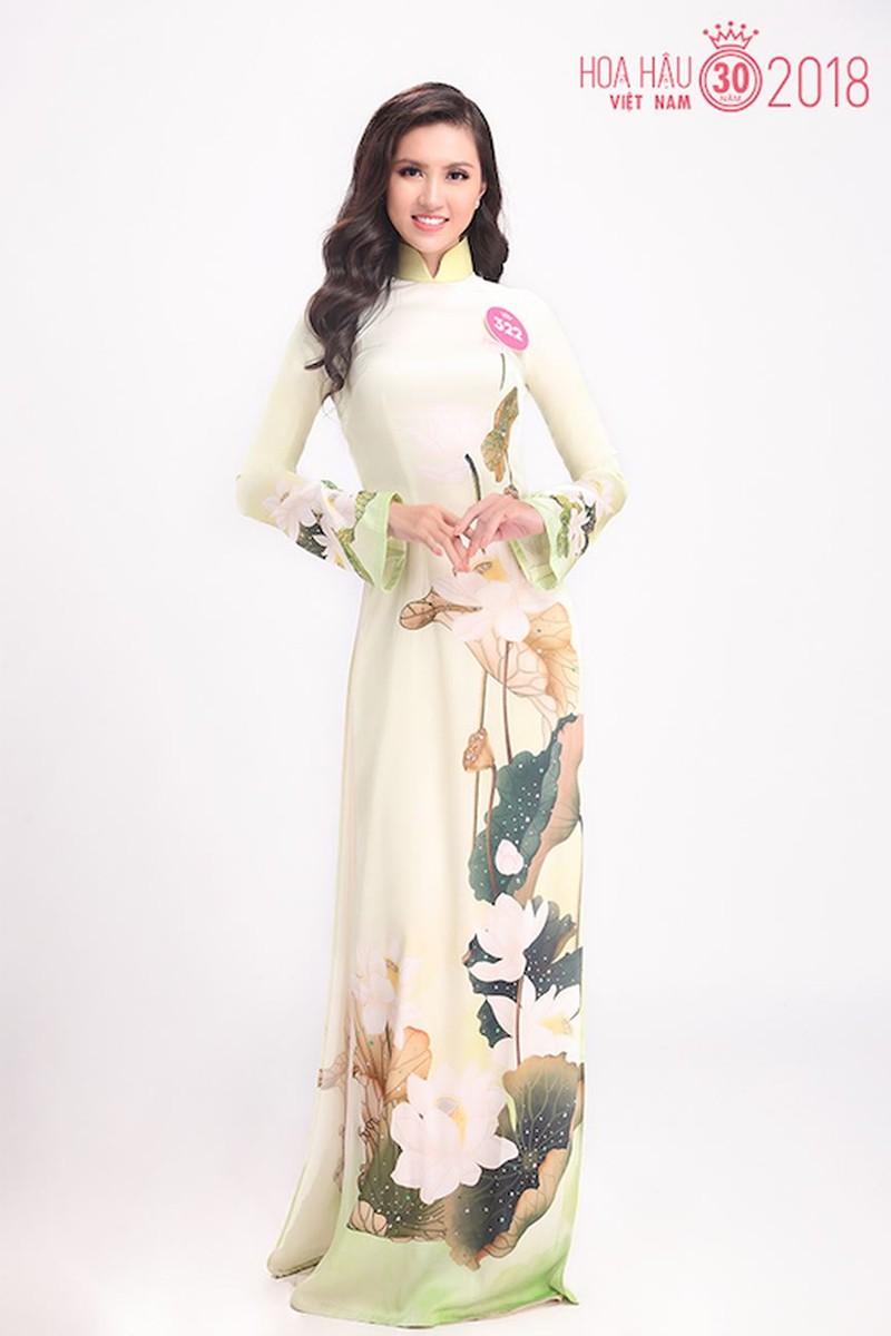 Cận cảnh 30 thí sinh Hoa hậu VN 2018 vào chung khảo  - ảnh 17