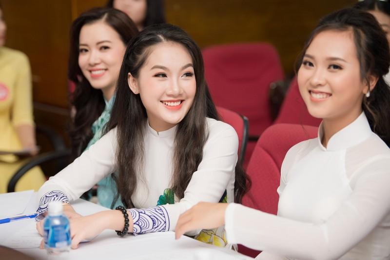 Ngắm dàn người đẹp nổi bật cuộc thi Hoa hậu VN 2018 phía Bắc - ảnh 15