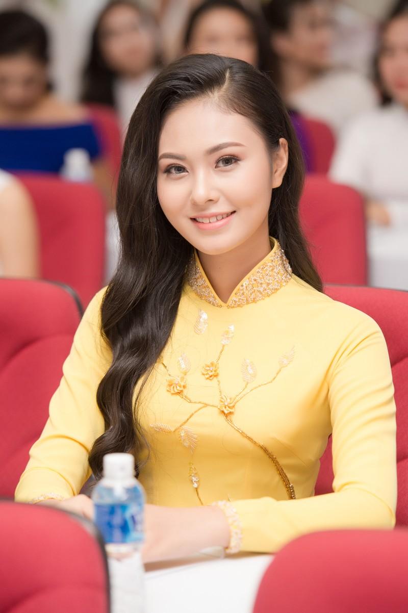 Ngắm dàn người đẹp nổi bật cuộc thi Hoa hậu VN 2018 phía Bắc - ảnh 5