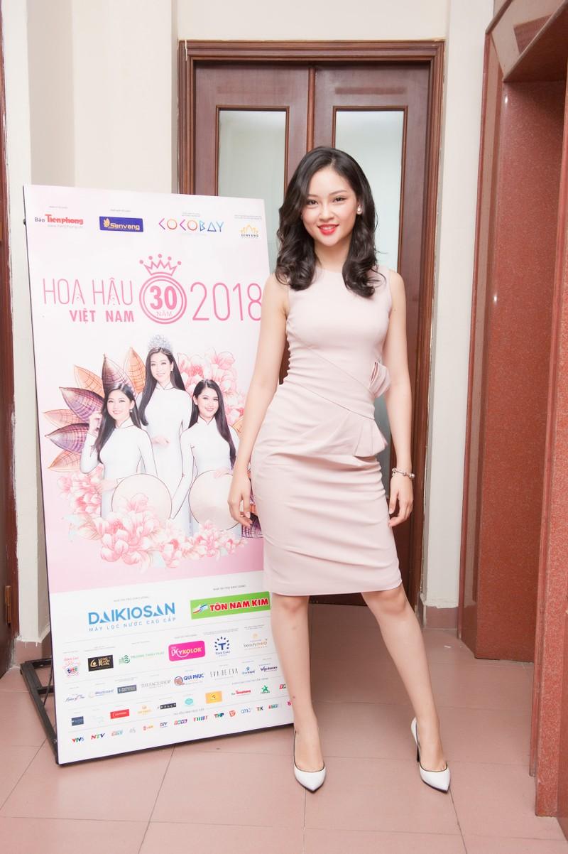 Ngắm dàn người đẹp nổi bật cuộc thi Hoa hậu VN 2018 phía Bắc - ảnh 3