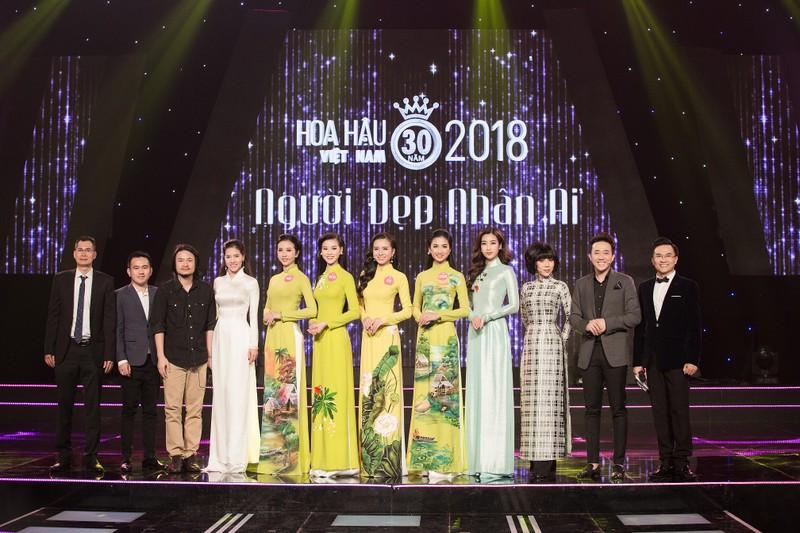 Người đẹp nhân ái Hoa hậu VN không khóc, không diễn sâu - ảnh 1