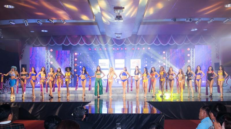 Phan Thị Mơ đăng quang Hoa hậu Đại sứ du lịch Thế giới 2018 - ảnh 5