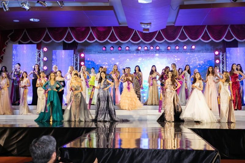 Phan Thị Mơ đăng quang Hoa hậu Đại sứ du lịch Thế giới 2018 - ảnh 6