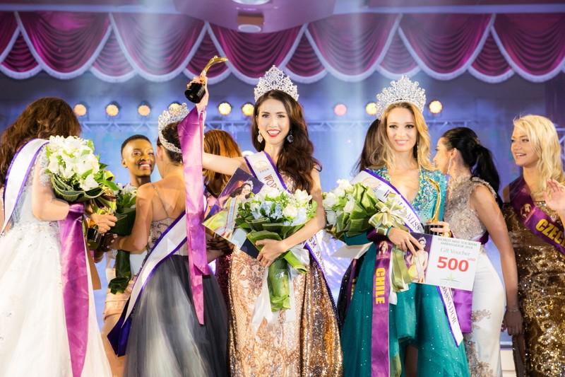 Phan Thị Mơ đăng quang Hoa hậu Đại sứ du lịch Thế giới 2018 - ảnh 16