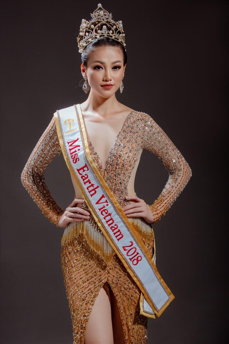 Lộ diện ứng viên sáng giá đại diện VN thi Miss Earth 2018 - ảnh 2