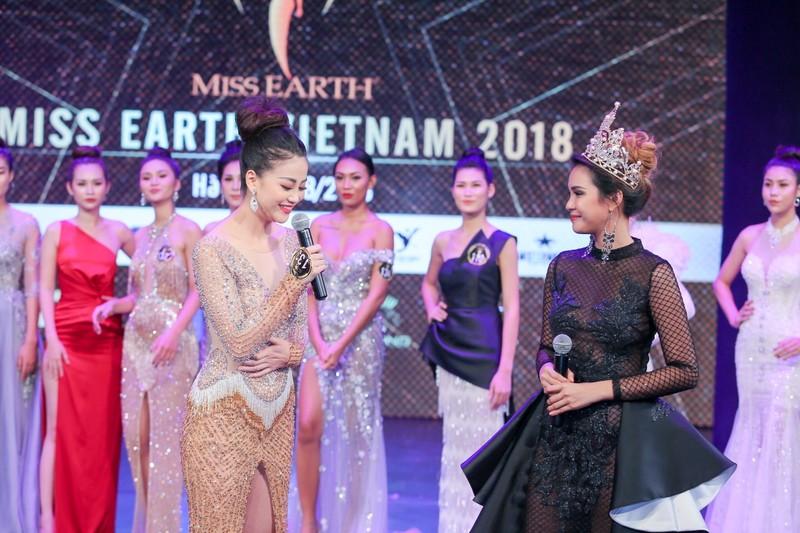 Lộ diện ứng viên sáng giá đại diện VN thi Miss Earth 2018 - ảnh 4