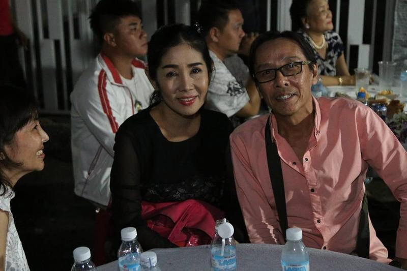 Đông đảo nghệ sĩ tiễn đưa nhiếp ảnh Minh Hoàng lần cuối - ảnh 3