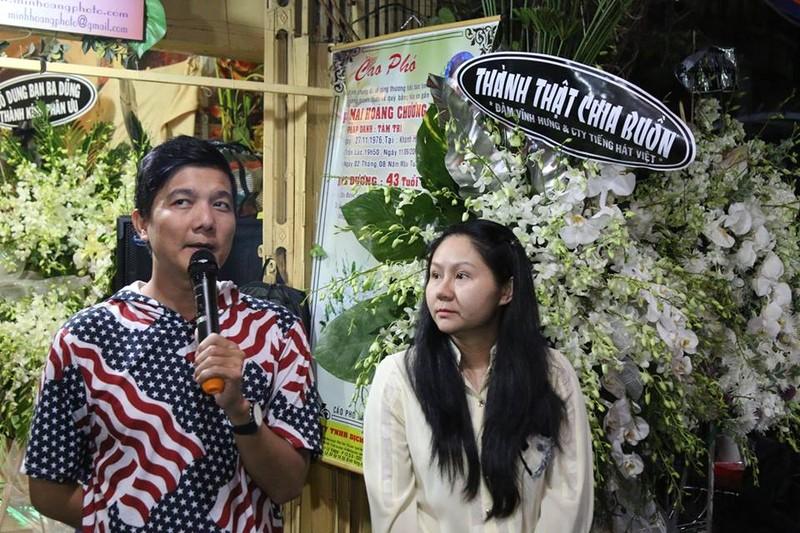 Đông đảo nghệ sĩ tiễn đưa nhiếp ảnh Minh Hoàng lần cuối - ảnh 10