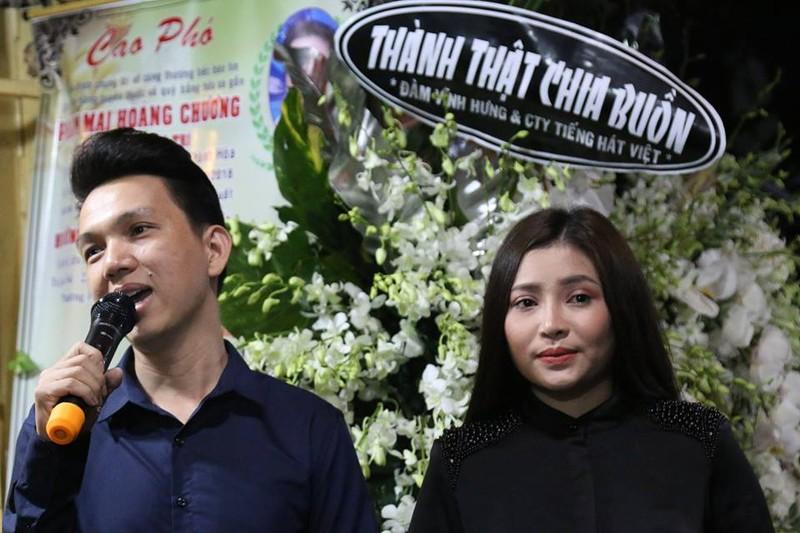 Đông đảo nghệ sĩ tiễn đưa nhiếp ảnh Minh Hoàng lần cuối - ảnh 13