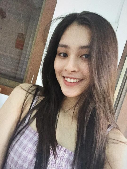 Ngắm mặt mộc xinh đẹp, đời thường của tân Hoa hậu 2018 - ảnh 5