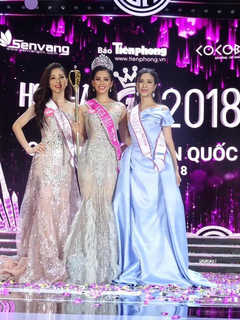 Tân Hoa hậu VN 2018: 'Hiện tại bây giờ em chỉ muốn gặp mẹ!' - ảnh 4