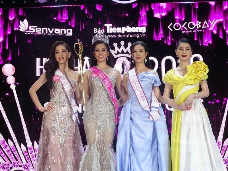 Tân Hoa hậu VN 2018: 'Hiện tại bây giờ em chỉ muốn gặp mẹ!' - ảnh 6