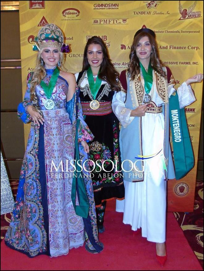 Cận cảnh bộ trang phục truyền thống thắng giải tại Miss Earth - ảnh 8