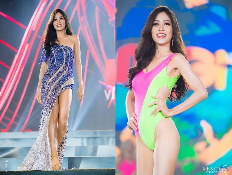 Tối nay chung kết Miss Grand, HH Tiểu Vy chúc gì Phương Nga? - ảnh 2