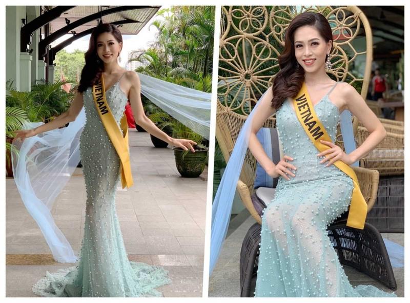 Tối nay chung kết Miss Grand, HH Tiểu Vy chúc gì Phương Nga? - ảnh 4