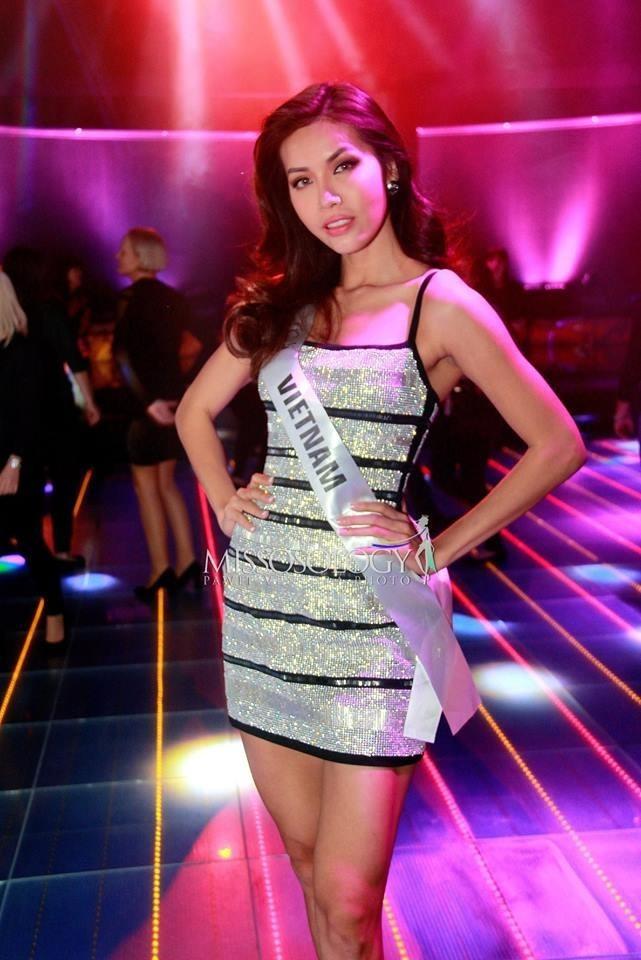 Minh Tú lại gặp rắc rối ở Hoa hậu Siêu quốc gia - ảnh 3
