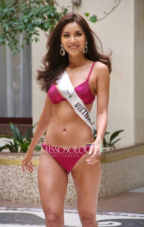 Minh Tú lại gặp rắc rối ở Hoa hậu Siêu quốc gia - ảnh 4