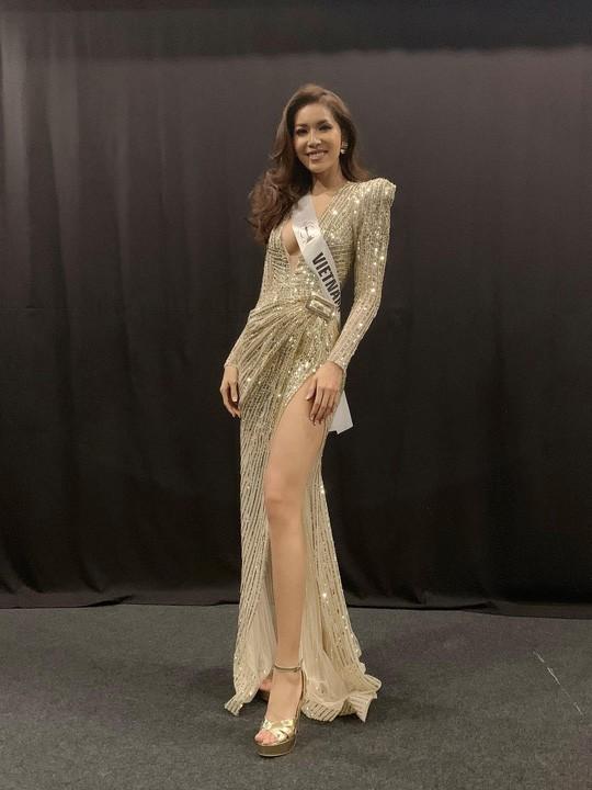 Minh Tú lại gặp rắc rối ở Hoa hậu Siêu quốc gia - ảnh 6