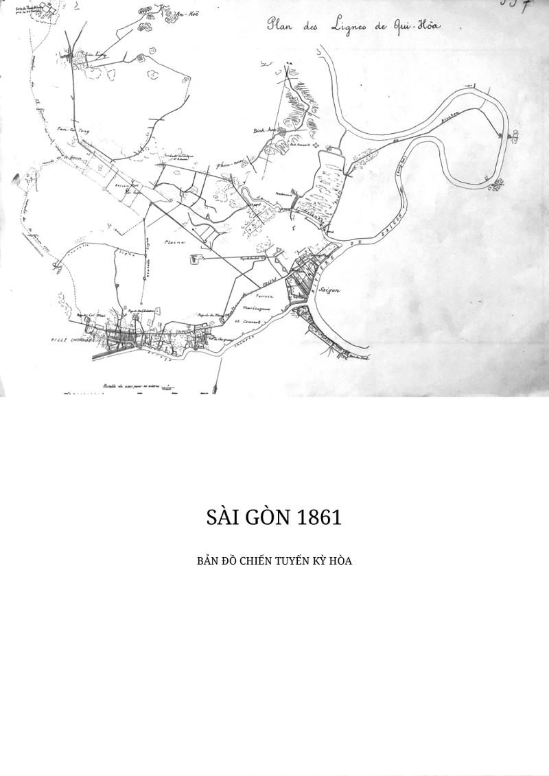 Công bố 5 bản đồ Pháp tấn công Sài Gòn chưa từng được tiết lộ - ảnh 4