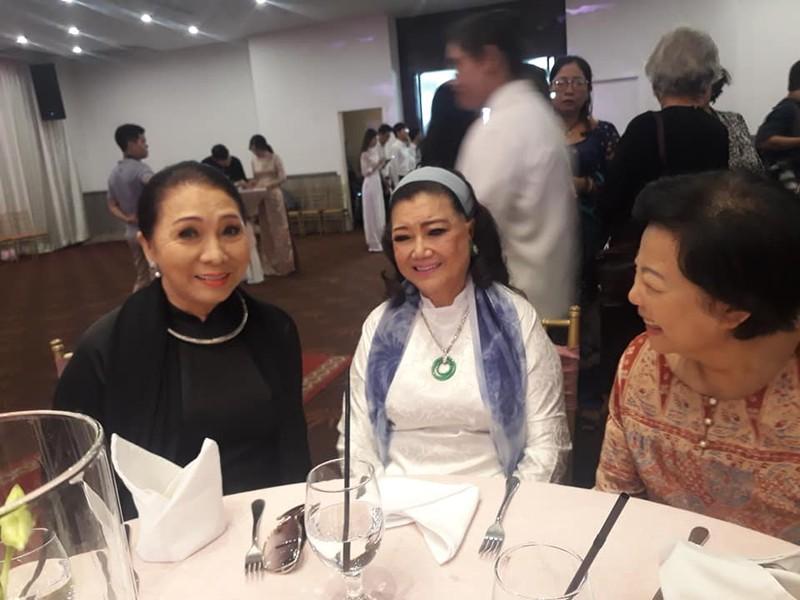 Đông đảo nghệ sĩ tên tuổi dự tưởng niệm ngày mất NS Thanh Nga - ảnh 10
