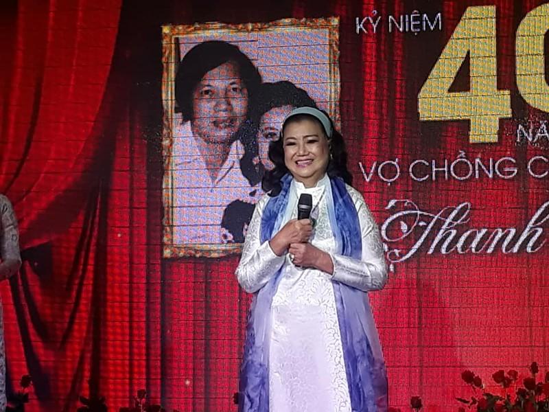 Đông đảo nghệ sĩ tên tuổi dự tưởng niệm ngày mất NS Thanh Nga - ảnh 17