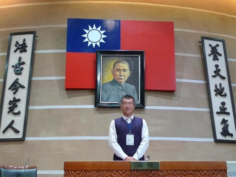 Sinh viên Zhou Hongxu. Ảnh: CNA
