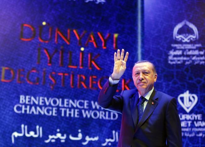 Tổng thống Thổ Nhĩ Kỳ Tayyip Erdogan tại Istanbul (Thổ Nhĩ Kỳ) ngày 12-3. Ảnh: REUTERS