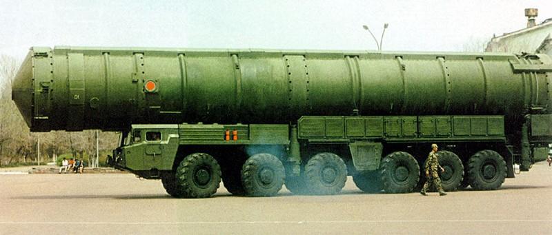 Đông Phong-41 hiện là tên lửa ICBM mạnh nhất của Trung Quốc. Ảnh: GLOBAL SECURITY.ORG