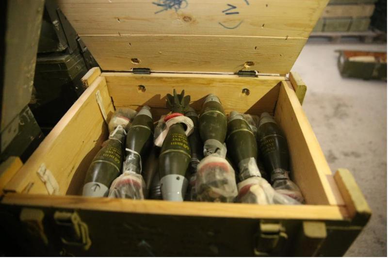Thổ Nhĩ Kỳ chiếm kho vũ khí của người Kurd ở Afrin - ảnh 12