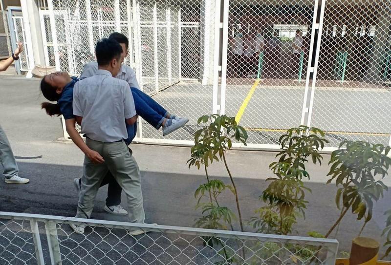 Hơn 50 công nhân ở Quảng Ninh bị ngộ độc, choáng ngất  - ảnh 3