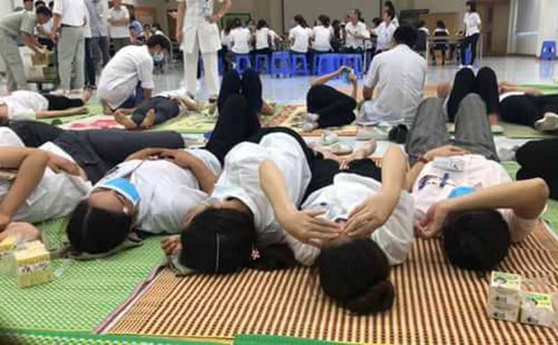 Hơn 50 công nhân ở Quảng Ninh bị ngộ độc, choáng ngất  - ảnh 1